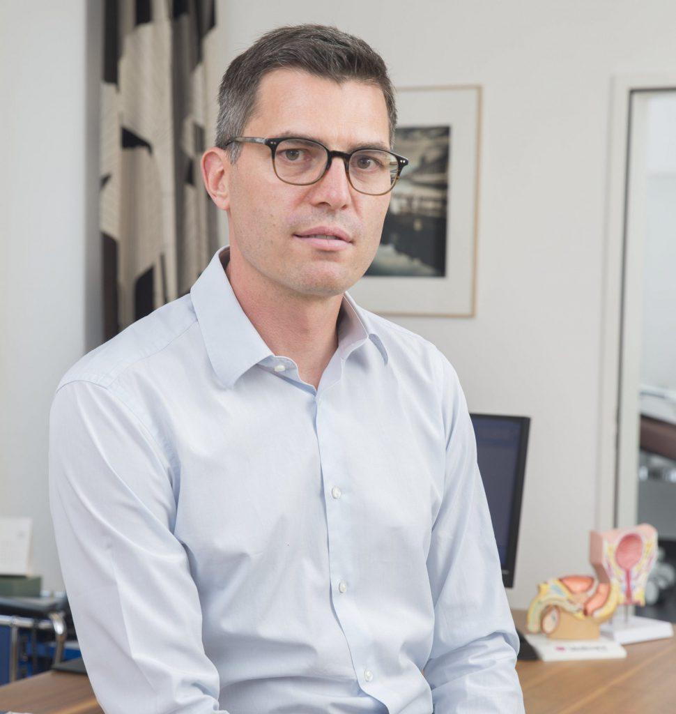 Dr Johannes Hauser