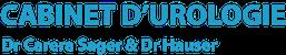 Cabinet d'urologie – Dr. Carera Sager & Dr. Hauser Logo